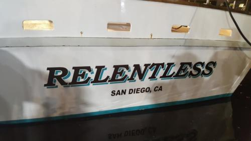 Relentless Sports Fishing - San Diego California